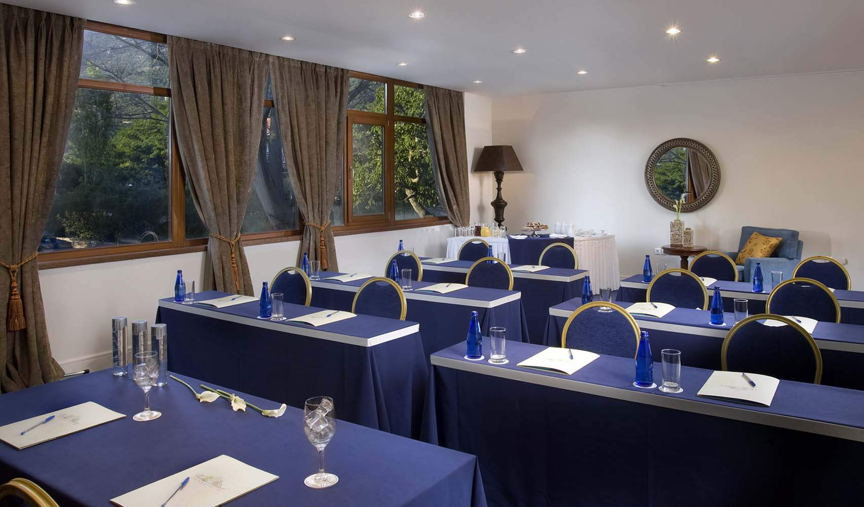 Meetings and Banquet Facilities